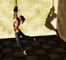 The Dancer - Rope Pose 4 by Afina79