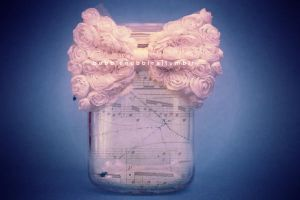 Music in a Jar by bubblenubbins