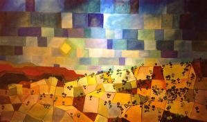 The Land of the Square Sun--2015 by SAOlsen