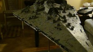 BELLATOR CLASS STAR DESTROYER new lighting bg 7 by THE-WHITE-TIGER