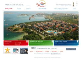 Santa Marina Website by design-bg