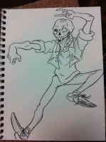 Mobile Upload: Ghoul 2013 by AndrewKyleSmith