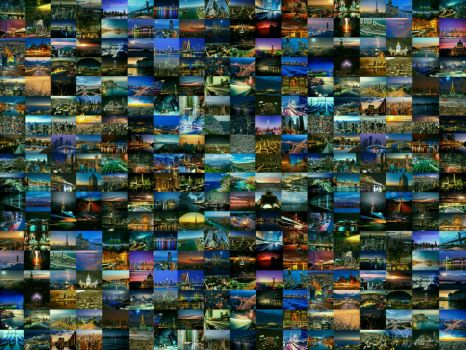 Collection of the best cityscape shots by phuongdonghylnct