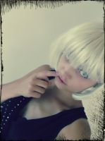 White wig by Esarina