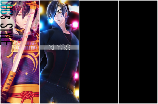 **mmd style chain by xilyss