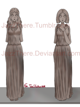 Caryatids (request) by JazzThere