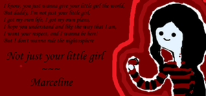 Marceline ~ Not JUst your Little Girl by jamie23drawer