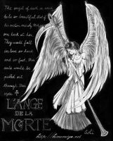 """L'Ange de la Morte"" by AliceMeichi"
