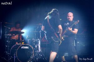 Netral Live in Conc. by zepdeer