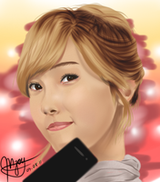 SNSD JESSICA by Moe-love-chu