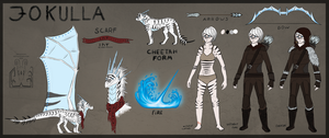 Jokulla reference sheet by Virensere