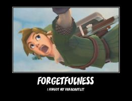 Forgetfulness by beegee12