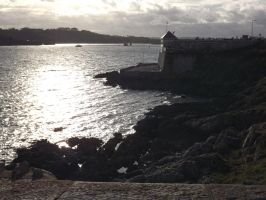 Plymouth Hoe by Lewisshearer