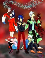 Shin Megami Tensei- Devil Survivor by HaruJam