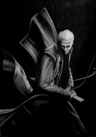 Vergil - Devil May Cry by MonaYuki