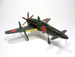 1:72 J7W Shinden I by Zero-Cannard