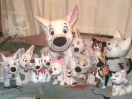 BOLT Plush Collection :Including Unofficial: 1 by BOLTsTrueNo1FanEVER