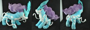 Suicune by Lexiipantz