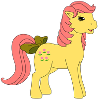 My first vector of Posey. by Flutterflyraptor