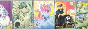 LUCKY 5 MLP ATC by WhiteOni78