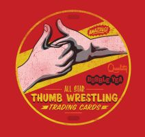 Thumb wrestling layout by Mad-Jackle