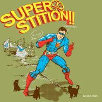 Super Stition by batturandu