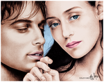 Couple Color by inmany