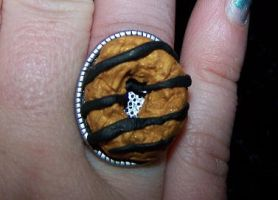 GS cookie ring by whimsyandmalice