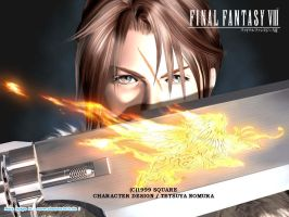 final fantasy 8 by mog91