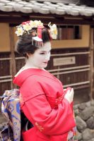 maiko makeover: in the street by moonlightspirit