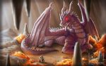 Dragon's Nest (with Video!) by Pen-Mark