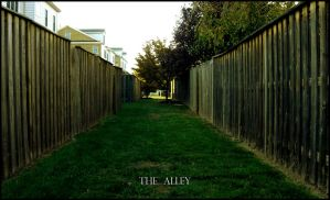The Alley by kyusuke