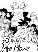 Dragonball movie by Michsi