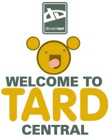 Welcome to TARD central:WHITE by Pearlfur