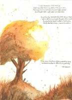 Sunlight tree with Waterson Poem by Coulterish