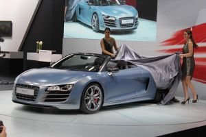 Unveiling the Audi R8 GT Spyder by ramyk