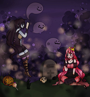{prew]night of the dead. by ImHappyWithYou