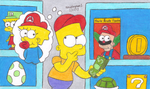 Bart's Decision by MarioSimpson1