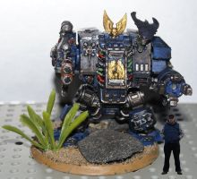 Me and my brother Dreadnought by snip105