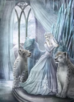 The Snow Queen by CLB-Raveneye