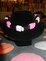 Light and dark pink with black lego by murderscene6