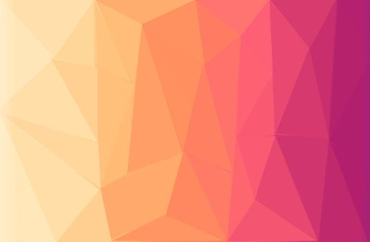 Warm Color Low Poly~ by power5pro