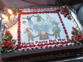 Not My Cake But Hers by lingpak