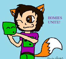Something I entered for the next Homiecraft by Soulfire1123