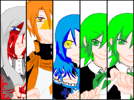 Who will be the Next Alice by Aikochibi