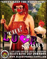 The Love Story-A Movie Poster by BlightProductions
