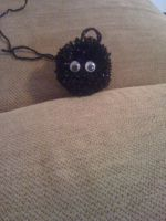 Studio Ghibli, Spirited Away Soot Sprite by PixieRay