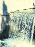 Waterfall by signore-illusionista