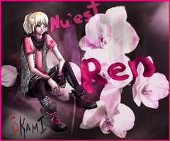 Nu'est: REN ^^ by StereoJester