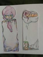 Bookmark set 2 by Manny9591